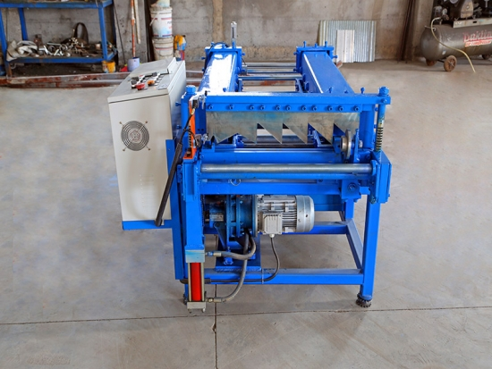 Simple Standing Seam Wall Roll Forming Machine