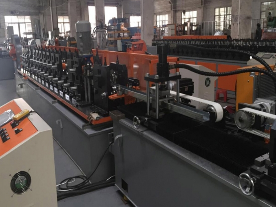 High Speed Metal Stud and Track Roll FormingMachine